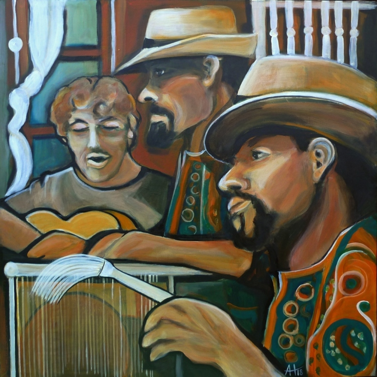 musikalische Begegnung - die Musiker b kk