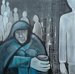 Einsam in der Menge (2014)